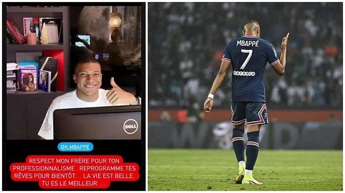 Batal ke Real Madrid, Kylian Mbappe Curhat di Instagram, Sindir PSG?