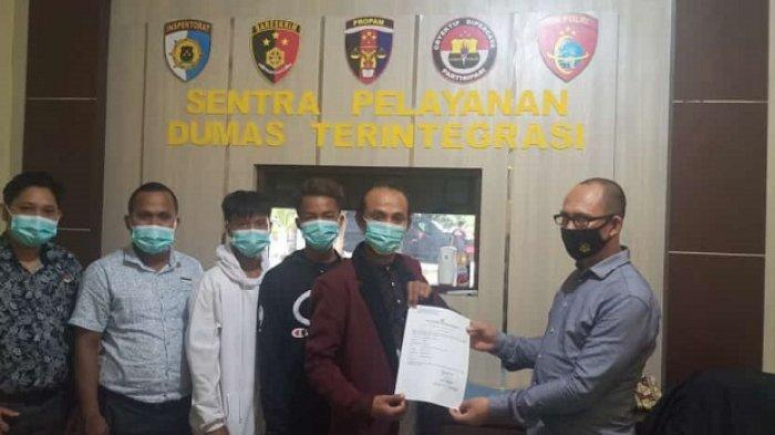 Disiksa Penyidik Polsek Sampoabalo, Dua Remaja di Buton Lapor Propam Polda Sultra