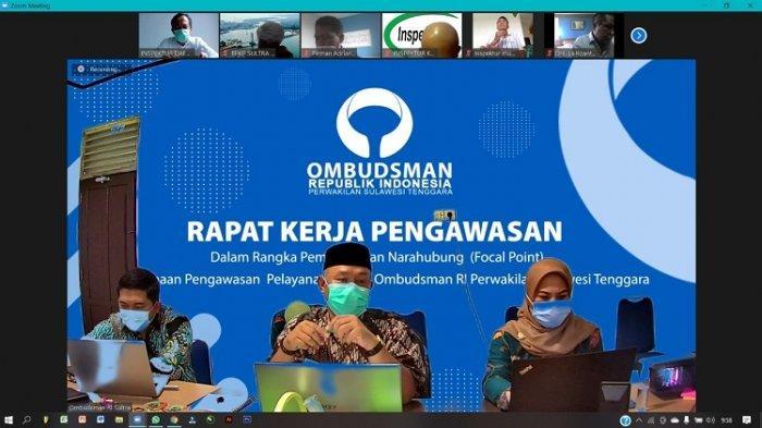 Ombudsman: Pelayanan Pemda di Sultra Paling Buruk 2019-2020, Polda Peringkat Kedua, BPN Ketiga