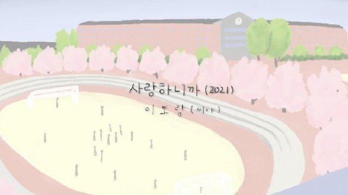 Lirik Lagu Because I Love You - Lee Bo Ram, Single Terbaru Lengkap dengan Terjemahan Indonesia