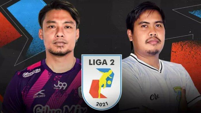 LIVE Streaming Liga 2 2021 Hari ini: RANS Cilegon vs Perserang, KS Tiga Naga vs PSPS, PSIM vs Persis