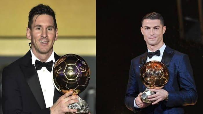 Ballon dOr 2021 Diumumkan 8 Oktober, 5 Kandidat Menguat Ada Lionel Messi dan Cristiano Ronaldo