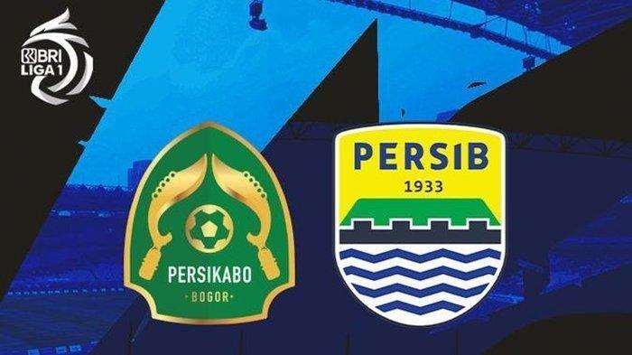 Simak live streaming Persikabo vs Persib Bandung di Liga 1 BRI 2021, Geoffrey Castillion dan Ezra Walian absen, modal Ciro Alves.