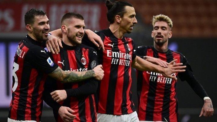 NONTON - AC Milan vs Spezia: Misi Balas Dendam Pioli, Giroud Bugar, Brahim Diaz & Rebic Meneror