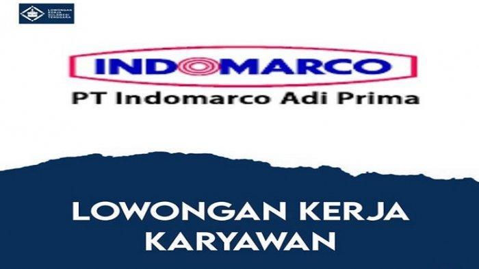 Lowongan Kerja PT Indormarco Adi Prima, Rekrutmen Salesman Berikut Kualifikasi dan Cara Daftarnya