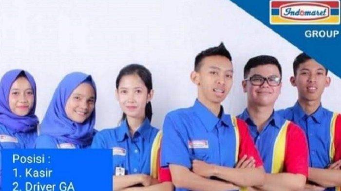 Lowongan Kerja Kendari, PT Indomarco Prismatama Indomaret Buka Loker 11 Posisi, Berikut Cara Daftar
