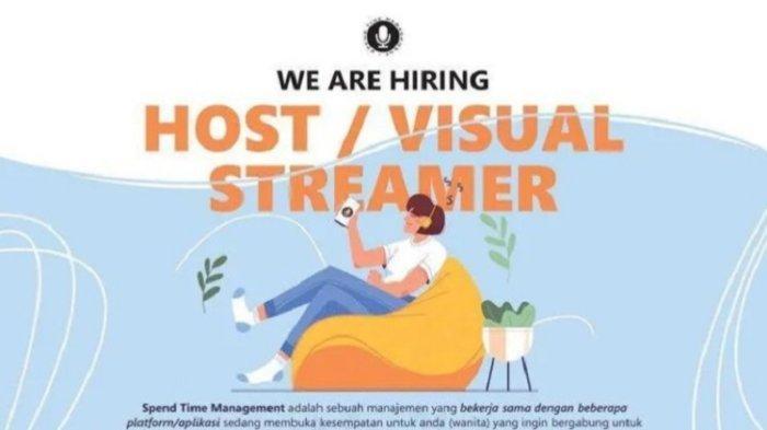 Lowongan Kerja Kendari, Spend Time Management Buka Loker Host, Kualifikasi dan Persyaratan Berkas