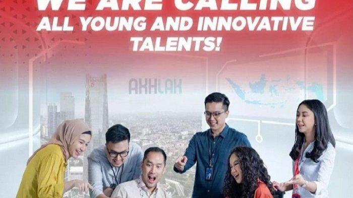 Lowongan Kerja PT Telkom Penempatan Seluruh Wilayah Indonesia, Berikut Link dan Cara Daftarnya