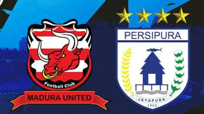 Live Streaming Madura United vs Persipura Jayapura BRI Liga 1 2021, RD Target Poin, Jacksen Berbenah