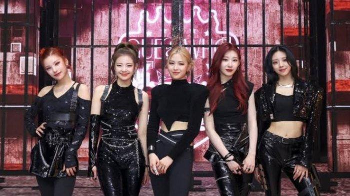 Lirik Lagu 마.피.아. In The Morning - ITZY, Musik Video Tayang Perdana 30 April 2021, Trending YouTube