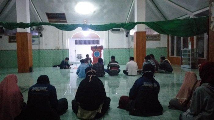 Peringati Tahun Baru Islam 1 Muharram 1443 H, Mahasiswa Baubau Gelar Malam Bina Iman dan Taqwa