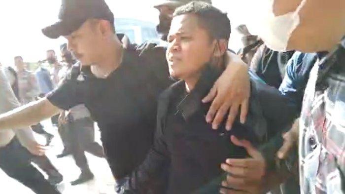 Mahasiswa yang Sempat Ditangkap Kini Dilepas, Polisi Klaim Diamankan Agar Tak Kena Lemparan Batu