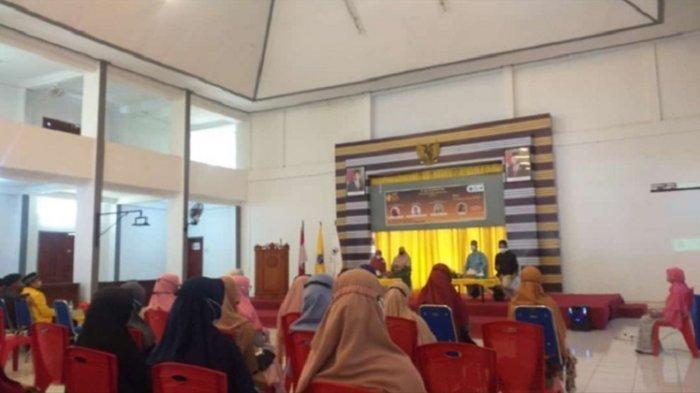 Mahasiswsi Baubau Gelar Talk Show It Stars From Family, Peringati Internasional Hijab Solidarity Day