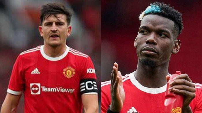 Maguire Ancam Pogba di Daftar 5 Pemain Gaji Tertinggi Manchester United