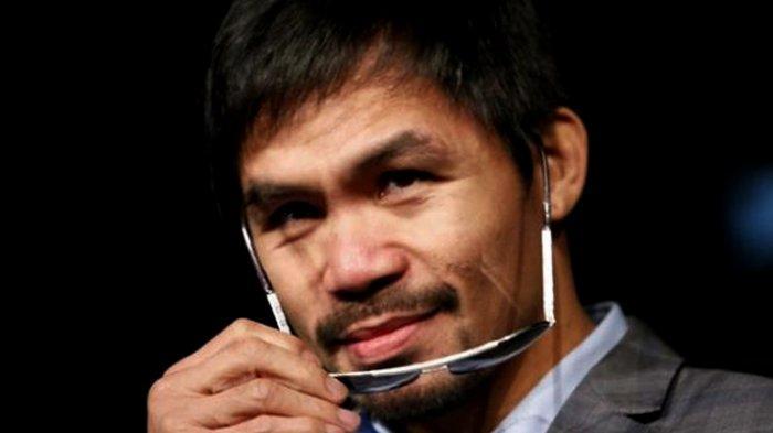Mengenal Manny Pacquiao, Petinju Legendaris Bergelar Sarjana Ilmu Politik, Maju Capres Filipina 2022