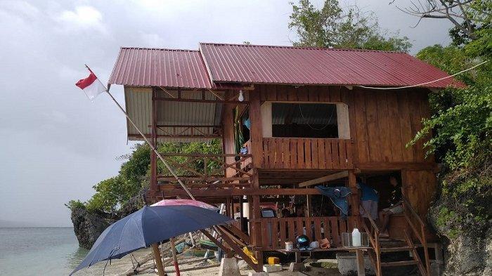 Intip Markas Daeng Lala, Pondok di Pantai Baubau, Saksi Bisu Pemuda Pinggiran Jadi  YouTuber Terknal