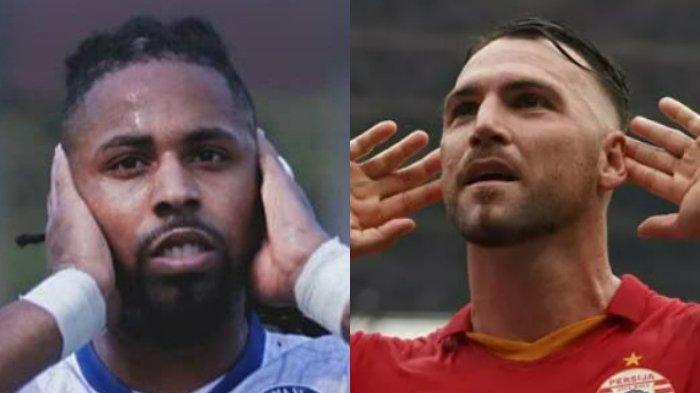 Prediksi Persija Jakarta vs Arema FC BRI Liga 1 2021, Marko Simic dan Carlos Fortes Panas-panasnya