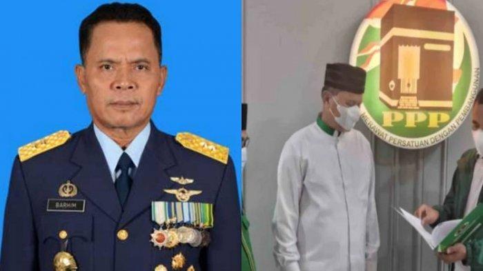 Profil Barhim, Purnawirawan TNI AU yang Ditunjuk Nakhodai DPW PPP Sultra