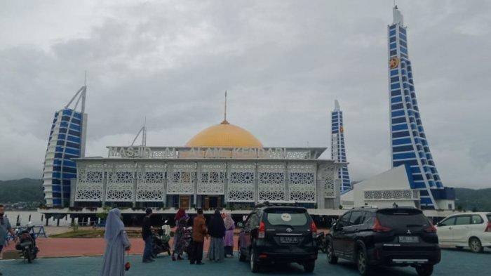 Masjid Al Alam Kendari Tak Gelar Shalat Idul Adha 2021, Potong Hewan Kurban 1 Ekor Sapi
