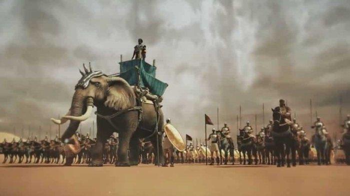 Sejarah Maulid Nabi, Mengenang Perang Gajah dan Arti Kata Nama Muhammad