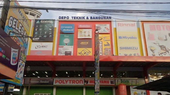 Maxcell Depo Teknik dan Bangunan Kendari Tutup Sementara, Imbas Kelompok Pemuda Menyerobot Masuk