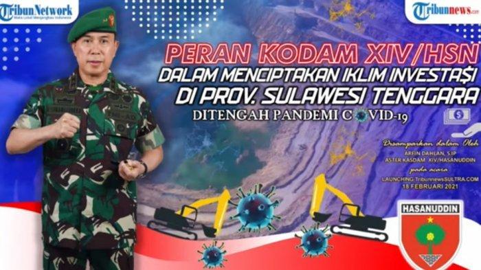 Profil Pangdam XIV Hasanuddin Mayjen TNI Andi Sumangerukka, jenderal religius, dermawan, berprestasi.