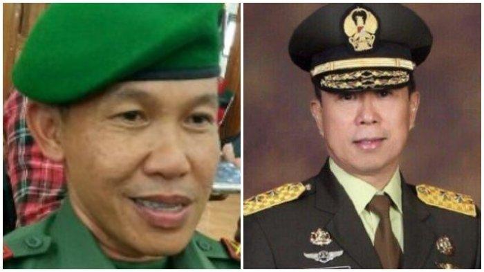Kesamaan Profil Mayjen Syafei Kasno Pangdam XIV Hasanuddin Pengganti Mayjen TNI Andi Sumangerukka