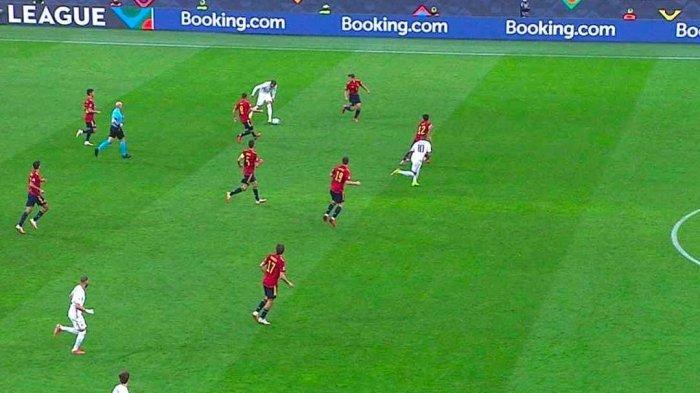 Gol Mbappe ke Gawang Spanyol Disoal Busquets, Prancis Tak Layak Juara, Pendapat Eks Wasit La Liga