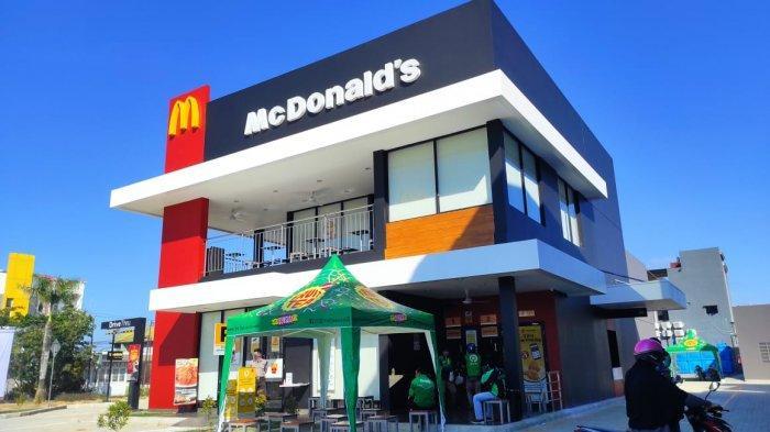 McDonald's Resmi Buka Hari Ini di Kendari, Sediakan Layanan Drive Thru hingga Pesan Antar Lewat Ojol