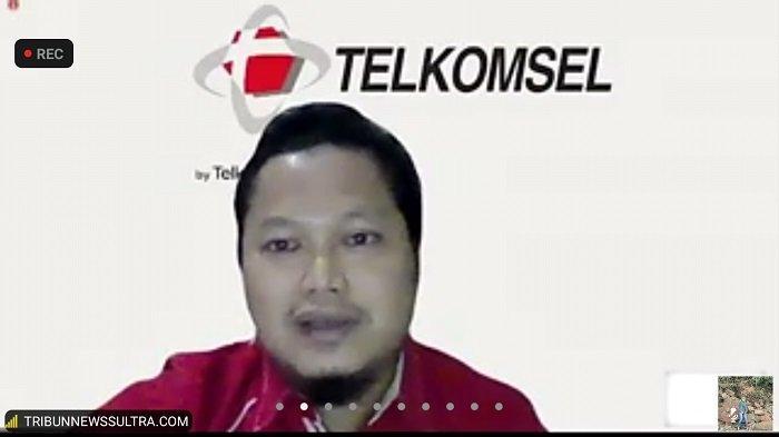Telkomsel Dukung Investasi di Sultra, Jaringan Dipasok ke Area Tambang dan Tempat Wisata