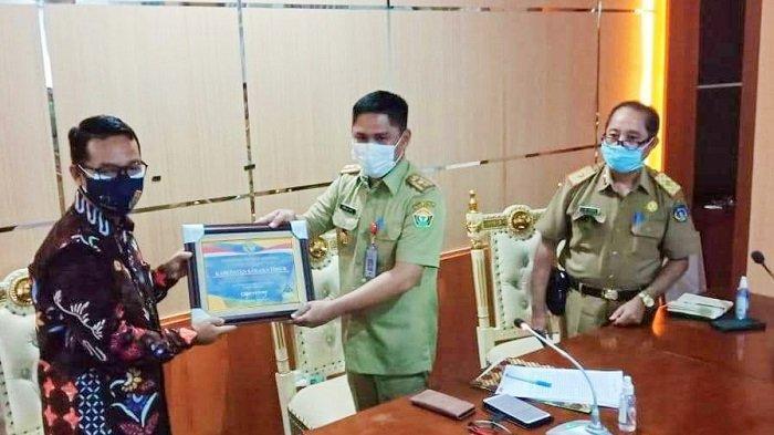 Kolaka Timur Raih Predikat WTP dari Kemenkeu Diterima Langsung Pj Sekretaris Daerah H Belli