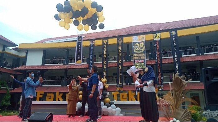Milad ke 28 Fakultas Teknik Universitas Halu Oleo, Segera Luncurkan Software Engineering Laboratory