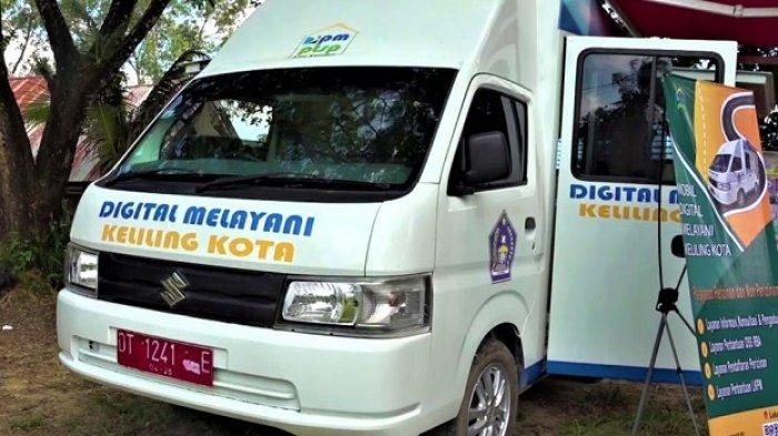 Mobil Dilan Milik PTSP Kota Kendari Mulai Layani Penerbitan NIB, Berikut Persyaratannya