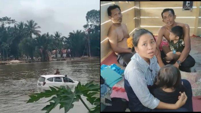Mobil Hanyut dan Tenggelam di Sungai Konaweha Konawe, KKP Kendari Terjunkan Tim Rescue ke Bondoala
