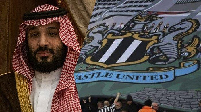 Punya Harta Rp6,1 Kuadriliun, Mohammed bin Salman Bawa Era Baru Newcastle United, Siap Raih Gelar
