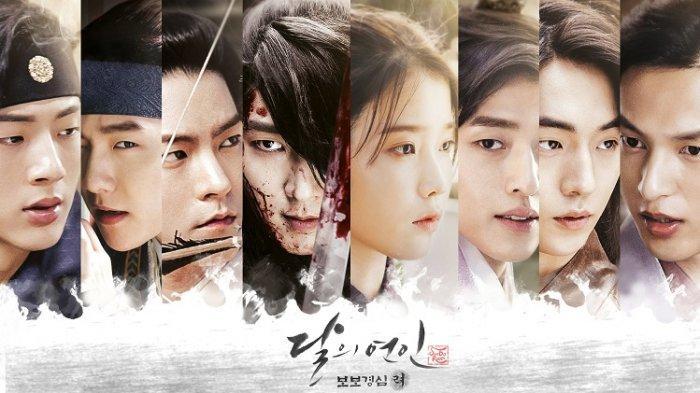 12 OST Drama Moon Lovers: Scarlet Heart Ryeo, Drakor yang Dibintangi Lee Joon Gi dan Lee Ji Eun