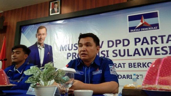 Sosok Endang Ketua Demokrat Sultra 3 Periode, Eks Aktivis-Wartawan, 2 Kali Gagal Jadi Bupati Konsel