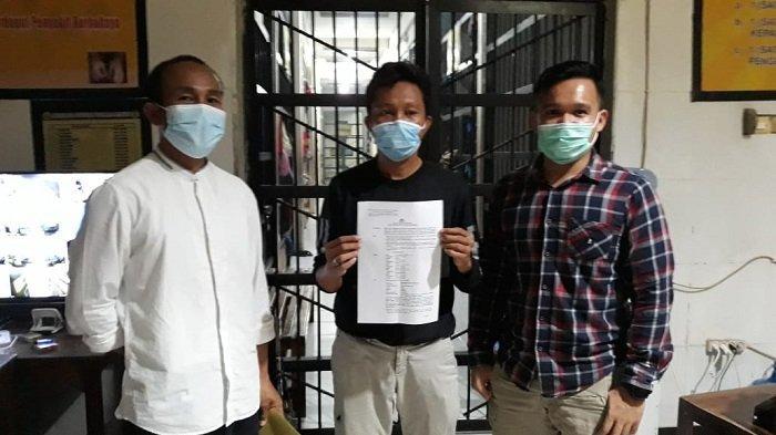 Kabar Buruk Penghina Awak KRI Nanggala 402 Resmi Ditahan di Polda Sultra, Terancam 6 Tahun Penjara