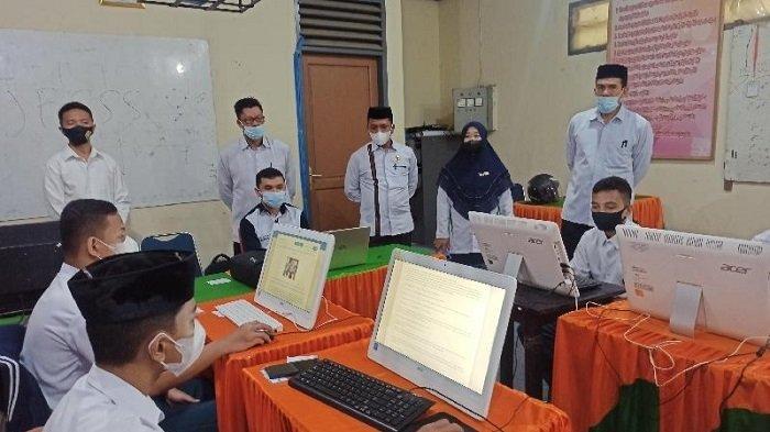 Lebih 4 Ribu Siswa Madrasah di Sulawesi Tenggara, Ikut Assesmen Nasional Berbasis Komputer