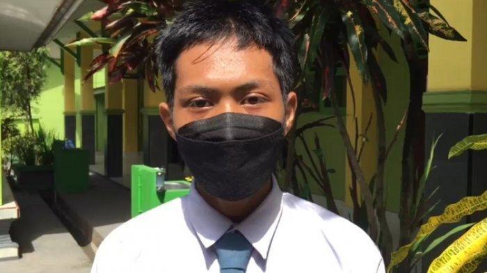 Siswa SMAN 9 Kendari Jadi Wakil Sultra di Ajang LDBI 2021, Muhammad Yusuf Siap Harumkan Nama Sultra