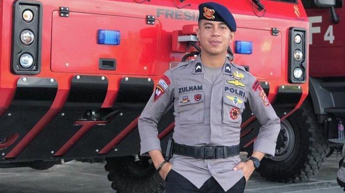 Mengenal Sosok Zulham, Polisi Muda Asal Wakatobi, Dua Kali Gagal Tes jadi Anggota Korps Bhayangkara