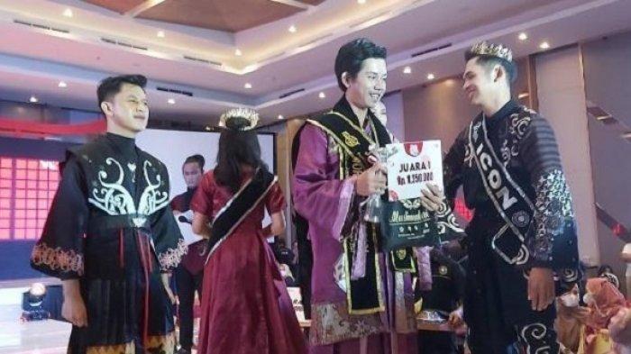 Mahasiswa IAIN Kendari Juara I Duta Pesona Batik Nusantara 2021, Sisihkan 250 Peserta Lainnya