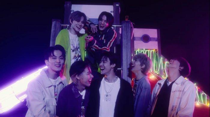 NCT Dream Rilis Teaser Lanjutan DREAM-VERSE Chapter #2 The Thing I Cherish, Rainbow Trending Twitter