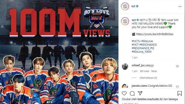 Lirik Lagu 90's Love - NCT U, Lengkap Terjemahan Indonesia, MV Tembus 100 Juta Views di YouTube