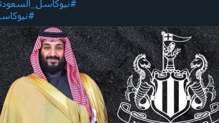 19 Klub Liga Inggris Protes hingga Rapat Darurat, Usai Newcastle United Dibeli Mohammed bin Salman.