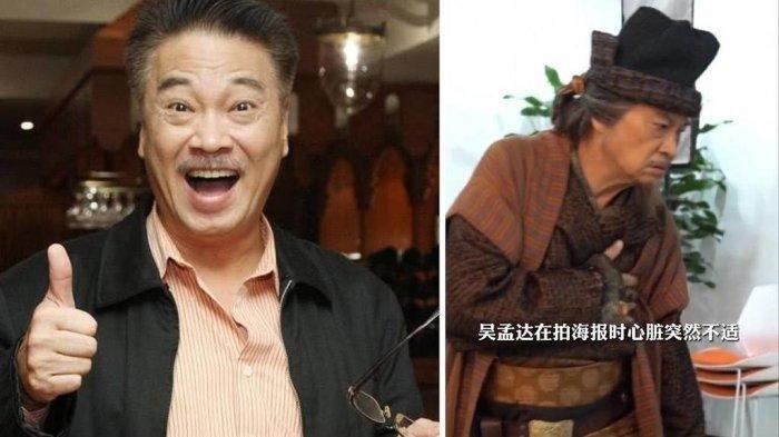 Ng Man-tat Tutup Usia, Ucapan Duka Banjir untuk Stephen Chow, Ini Profil Aktor Legend