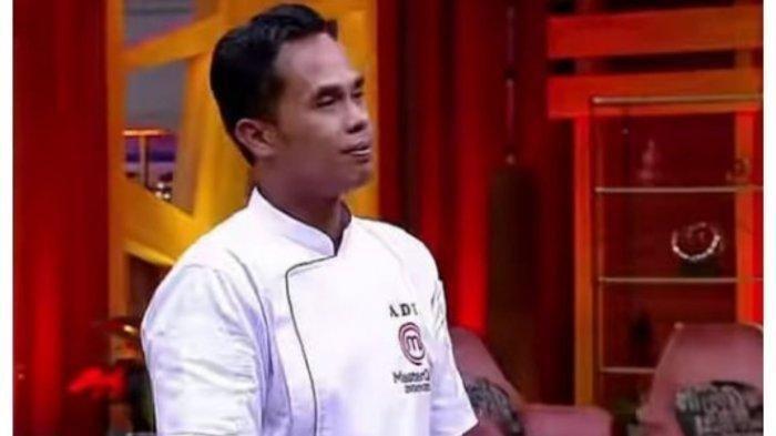 Profil Pak Adi: Peserta MasterChef Indonesia Season 8, Dijuluki sebagai 'Lord Adi'