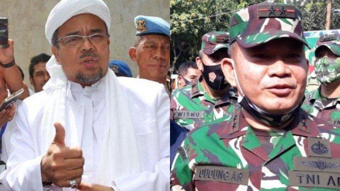 Blak-blakan Pangdam Jaya Mayjen TNI Dudung, Perintah Copot Baliho Habib Rizieq, Usul FPI Dibubarkan