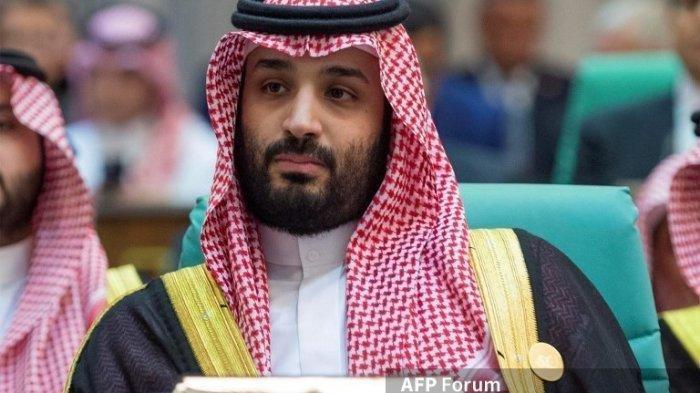 Pangeran Arab, Mohammad Bin Salman Al Saud yang menjadi pemilik baru Newcastle United