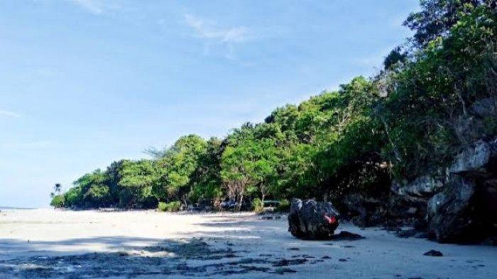 Pantai Jodoh Batauga Buton Selatan